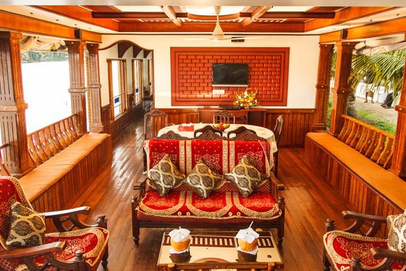 premium houseboat 5 bedroom