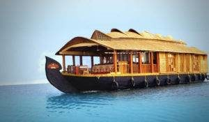4 bedroom houseboat alleppey