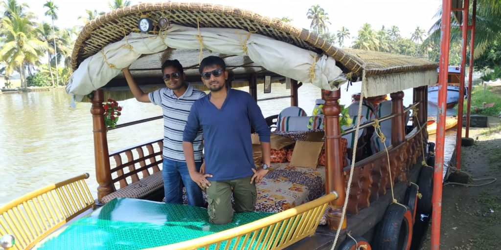 shikara customer aLLEPPEY