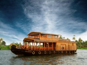 one bedroom premium houseboat alleppey