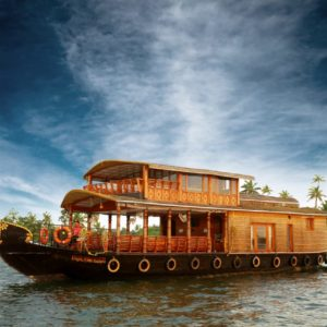 one bedroom premium houseboat alleppey